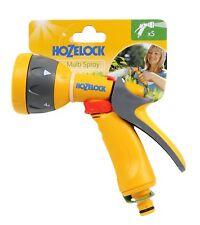 Hozelock Seasons Multi Spray Gun Garden Hose Nozzle Hosepipe 5 Spray Patterns