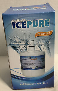 IcePure RFC1400A Refrigerator Water Filter for Whirlpool and Amana