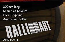 RALLIART SPORT EVO RALLY Lancer evolution colt magna  JDM Car Decal Sticker