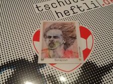 #287 Yossi cayó Israel/tschuttiheftli euro 2012 Pegatina tschutti Chelsea