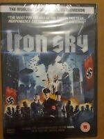 Iron Sky (DVD) Free Postage. A26