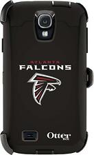 Otterbox Cell Phone Case for Galaxy S4 - Retail Packaging - Atlanta Falcons NFL