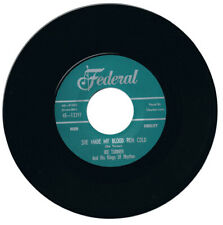 IKE TURNER & His Kings Of Rhythm  She Made My Blood Run Cold/Do You Mean It R&B