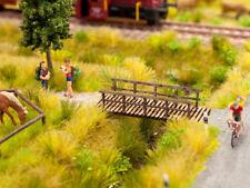 Noch 14222 gauge H0, Small Footbridge (Laser Cut Minis Kit) #