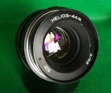 ⭐USSR Objektiv Lens Zenit Helios 44 M  f2/58mm Porträtobjektiv  M42 Anschluss⭐