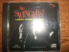 Lambert Hendricks & Ross-The Swingers!-1988 EMI!