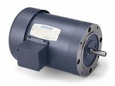 1//3HP 1725RPM 56C TEFC 208-230//460V C-FACE NO BASE LEESON ELECTRIC MOTOR #101769