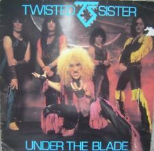Twisted Sister Under The Blade Us Lp Original Secret Label