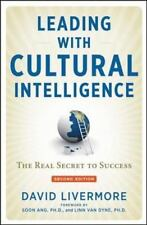 Leading with Cultural Intelligence: The Real Secret to Success (Hardback or Case