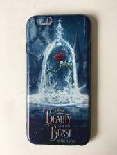Disney belleza y la Bestia Funda de gel de silicona para iPhone 7. Navidad Stocking PLUS
