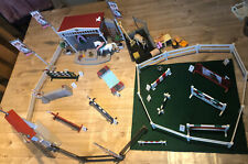 Large Schleich Jumping Arena Set (Horses not Inc)