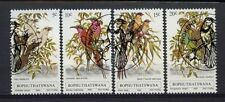 South Africa Birds Used Stamps
