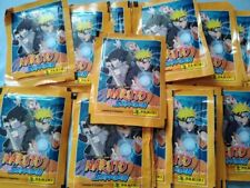 Brazil 2017 Panini Naruto Shippuden sticker pack x50