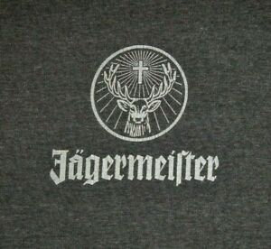 JAGERMEISTER - HOLY SH_T - Men's size XL - Graphic T-Shirt