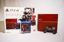 Sony PlayStation 4 Metal Gear Solid V Limited Pack The Phantom Pain Edition...