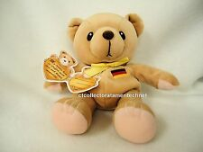Cherished Teddies Plush Tug A Heart Teddie Germany 2000 NEW