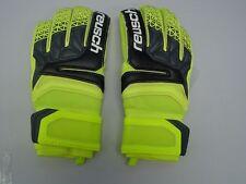 NEW Reusch Soccer Goalie Gloves PRISMA PRIME M1 SZ 9 #3870135S SAMPLES Yellow