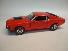 1970 Boss 429 Mustang. First Gear 1/25 scale diecast.  No box.  Super nice!
