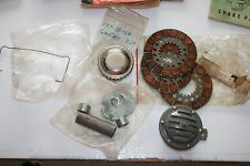 LOT Jawa vespa other scooter parts fuel cap horn clutch plates 081004 443323