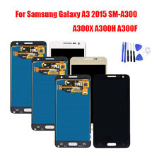 For Samsung Galaxy A3 2015 SM-A300 LCD Digitizer Display Touch Screen Replace