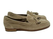 Saks Fifth Avenue Suede Loafers Men's 8.5 M T*