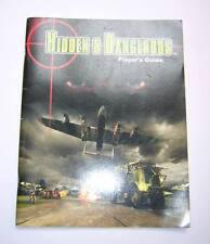 TalonSoft Hidden & Dangerous PC Game Original Printed Player's Guide