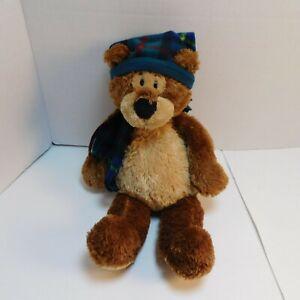 """Gund Teddy B Caring #45426 Bear 16"""" Plush"""