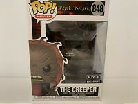 Funko Pop! MOVIES: JEEPERS CREEPERS ~ THE CREEPER #848 ~ FYE Exclusive-BRAND NEW