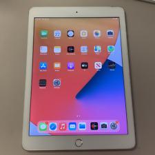 Apple iPad 5 - 32GB - Silver (Unlocked) (Read Description) CG1149