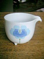 Exzellente Erhaltung! ROSENTHAL Century blaue Blume1 Milchkännchen- Sahnegießer