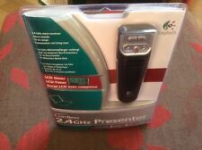 LOGITECH CORDLESS 2.4GHZ PRESENTER NEW IN PACKET FACTORY SEALED GENUINE PRODUCT