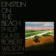 "Philip Glass : Einstein On the Beach VINYL 12"" Album 4 discs (2020) ***NEW***"