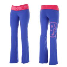 Zumba Wonder Z-Pant Dazzling Blue/Beetroot Purple Size L