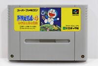 Doraemon 4 SFC Nintendo Super Famicom SNES Japan Import US Seller I6864
