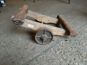 Vintage Slingsby Truck / Carry Trolley Interesting Piece.