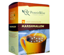Keto: ProteinWise Marshmallow Protein Hot Chocolate 7 per Box (4 net carbs)