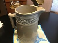 Cherry Band, BLUE/GRAY CROCK PITCHER-UNSIGNED R ED wING