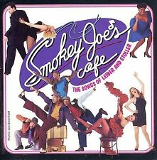 CD FLAWLESS Smokey Joe's Cafe The Songs of Leiber and Stoller Orig Broadway Cast