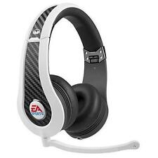 Monster EA Gaming Headphones White NIB