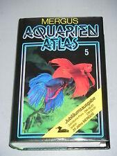"Mergus ""Aquarienatlas"" Band 5 ""Jubiläumsausgabe 20 Jahre Mergus"""