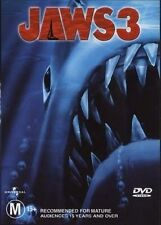 Jaws 03 (DVD, 2001)