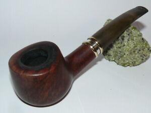 Stanwell Barok, Pfeife 9 mm Filter , Nr. 64 , Pipe Pipa