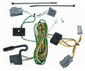 Trailer Connector Wiring T-one Connector 118419 fits 06-11 Buick Lucerne