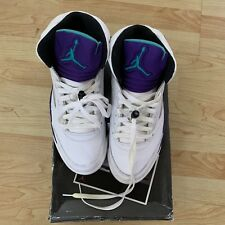 info for 6bfeb 02c7d Nike Air Jordan 5 Grape 2006 sz 9.5 RETRO Jordan V