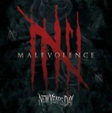 NEW YEARS DAY (ROCK) - MALEVOLENCE * NEW CD