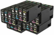 20 T702 non-OEM Ink Cartridges For Epson WorkForce Pro WP-4525DNF WP-4535DWF