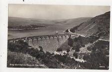 Craig Goch Dam & Reservoir Elan Valley [EVH12] Vintage RP Postcard 865a