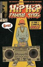 HIP HOP FAMILY TREE #6 AOD COLLECTABLES LL COOL J IS HARD AS HELL COVER 2016