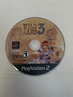 Wild Arms 3 Playstation 2 PS2 Game DISC ONLY