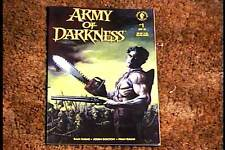 ARMY OF DARKNESS #1 COMIC VF/NM DARK HORSE ASH